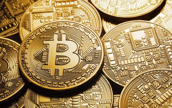Technology Bitcoin Coin Currency Cryptocurrency HD Wallpaper | Background Image