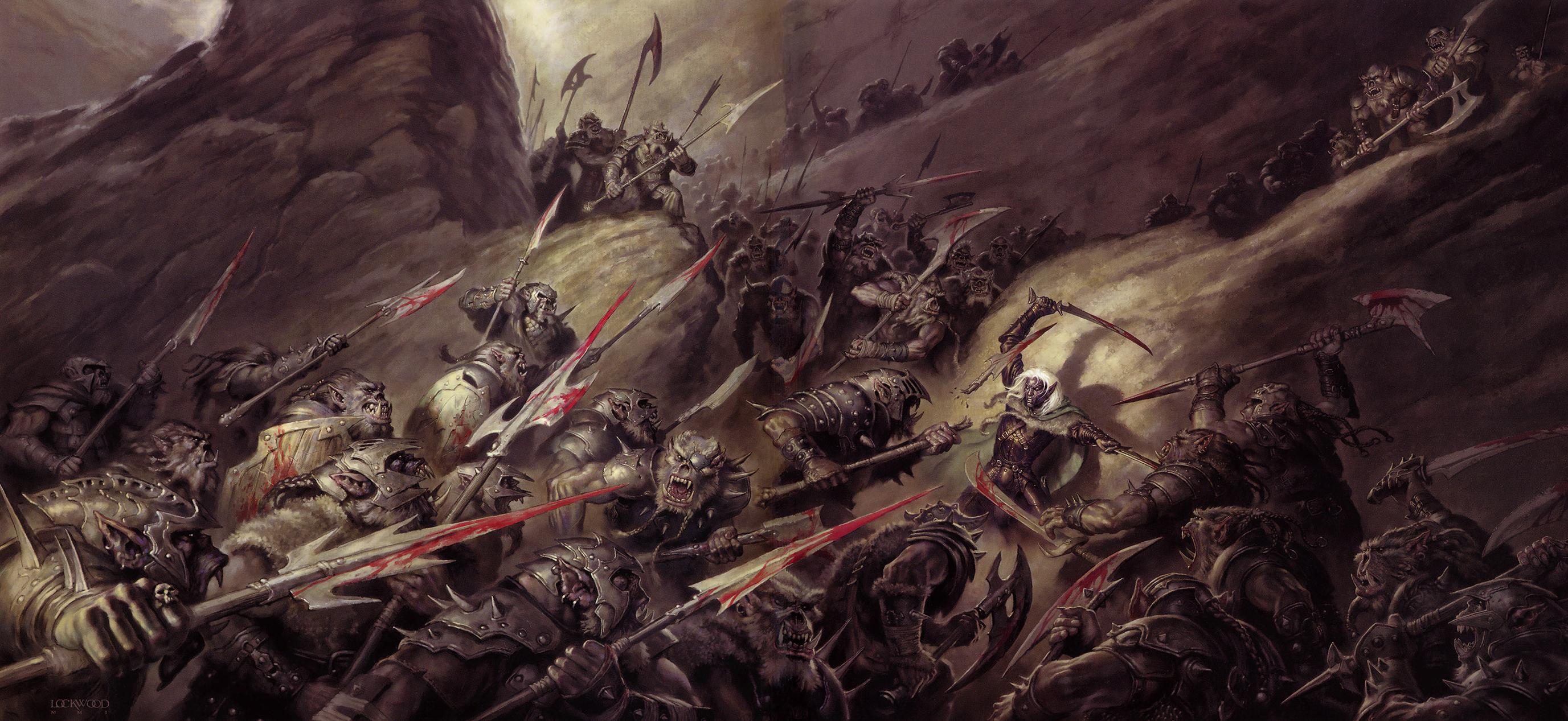 Fantasy Art Army Fire Castles Warriors - Ec Fe A Bcac Cc Aa