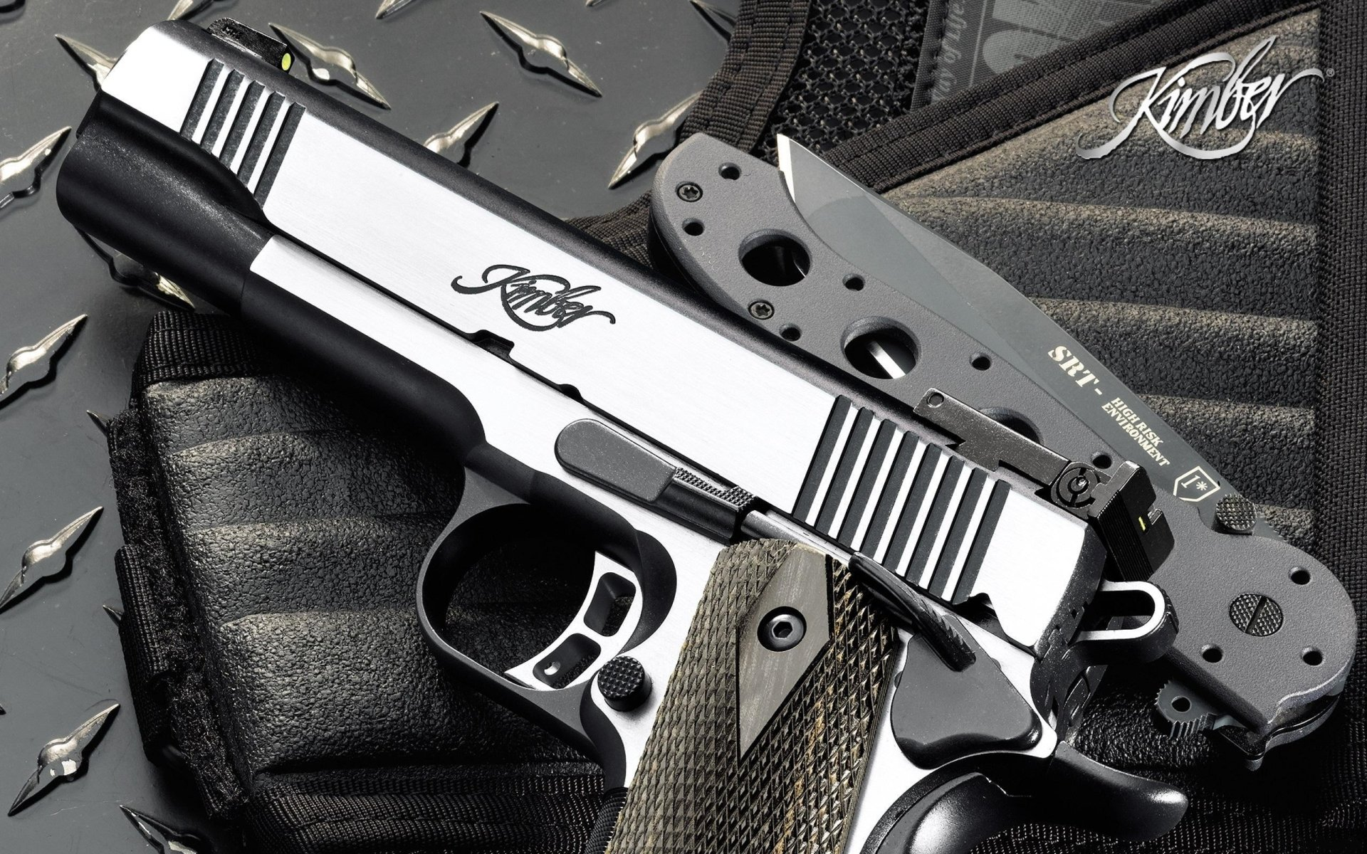 Weapons - Kimber Pistol  Wallpaper