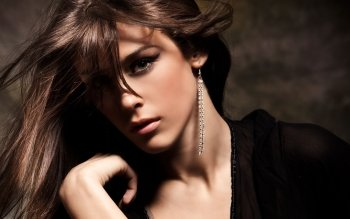 Women - Face Wallpapers and Backgrounds ID : 113253