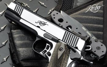 Waffen - Kimber Pistol Wallpapers and Backgrounds ID : 113513