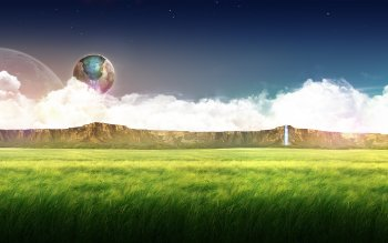 CGI - Landschap Wallpapers and Backgrounds ID : 113753
