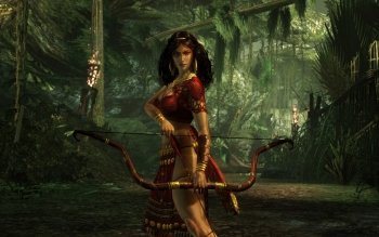 Fantasy - Archer Wallpapers and Backgrounds ID : 113951