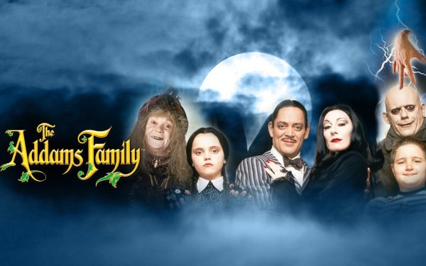 Movie The Addams Family (1991) HD Wallpaper   Background Image