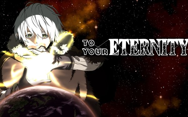 Anime To Your Eternity Fushi HD Wallpaper | Background Image