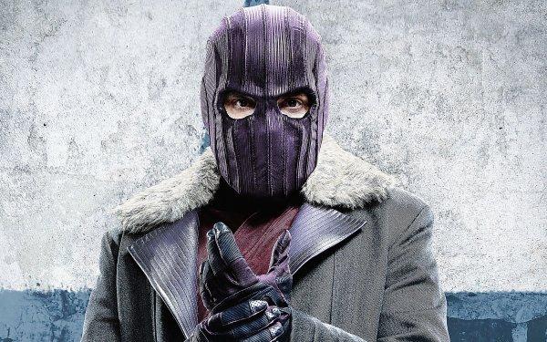Séries TV Falcon et le Soldat de l'hiver Daniel Brühl Baron Zemo Fond d'écran HD | Arrière-Plan