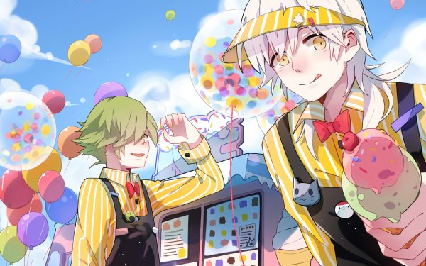 Anime Touken Ranbu Tsurumaru Kuninaga Uguisumaru HD Wallpaper | Background Image
