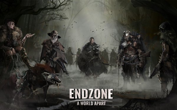 Video Game Endzone - A World Apart HD Wallpaper | Background Image