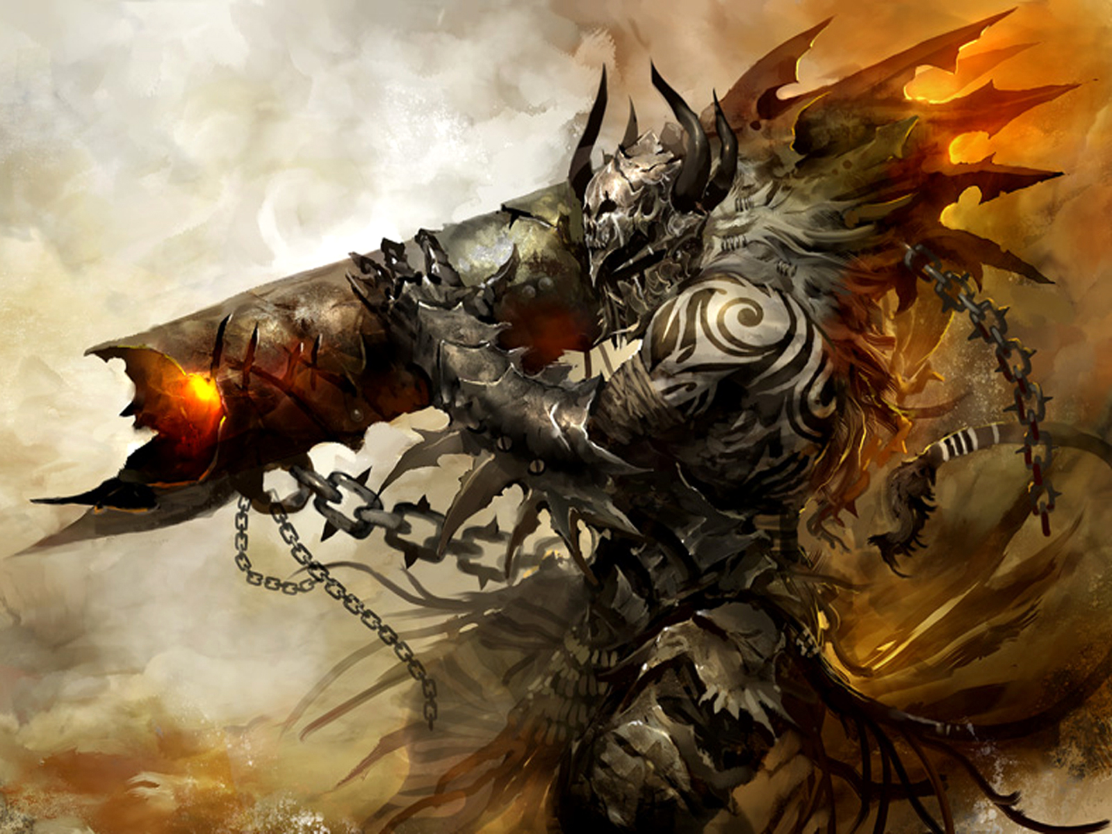 Video Game - Guild Wars 2 Wallpaper