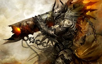 Компьютерная игра - Guild Wars 2 Wallpapers and Backgrounds ID : 114011