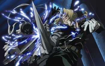 Anime - FullMetal Alchemist Wallpapers and Backgrounds ID : 114103