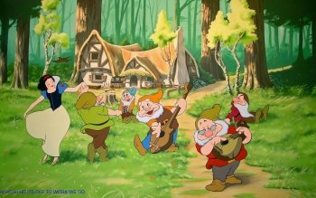 Movie - Snow White And The Seven Dwarfs Wallpapers and Backgrounds ID : 114733