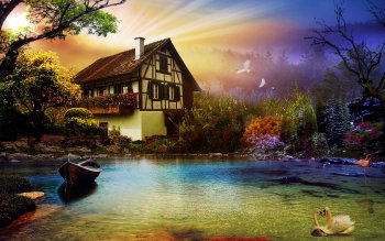 CGI - Artistisk Wallpapers and Backgrounds ID : 114893