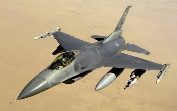 Military - General Dynamics F-16 Fighting Falcon Wallpapers and Backgrounds ID : 114943