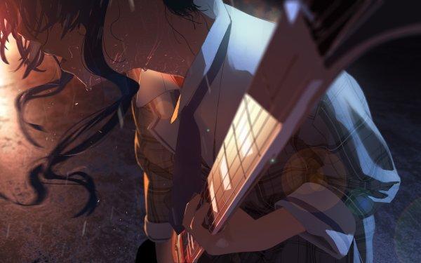 Anime Virtual Youtuber Suisei Hoshimachi HD Wallpaper   Background Image