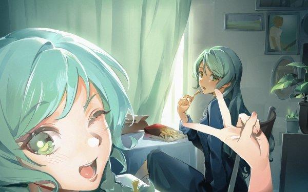 Anime BanG Dream! Hina Hikawa Sayo Hikawa HD Wallpaper | Background Image