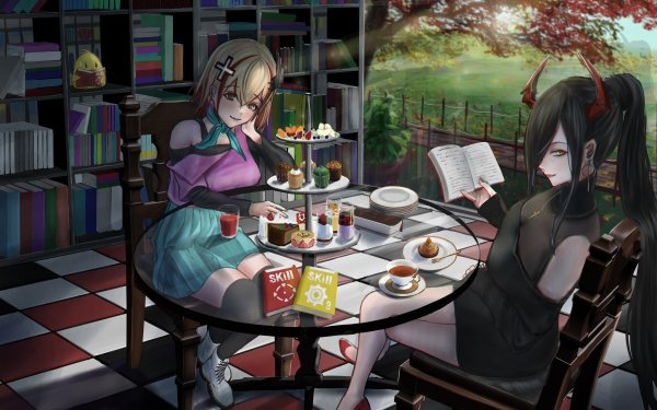 Anime Azur Lane Roon Friedrich der Grosse HD Wallpaper | Background Image