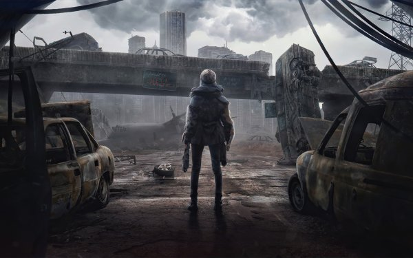 Sci Fi Post Apocalyptic HD Wallpaper   Background Image