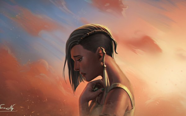 Movie Raya and the Last Dragon Namaari HD Wallpaper | Background Image