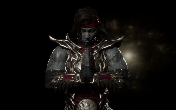 Video Game Mortal Kombat 11 Liu Kang HD Wallpaper | Background Image