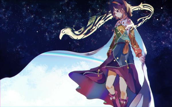 Anime Touhou Chimata Tenkyuu HD Wallpaper   Background Image