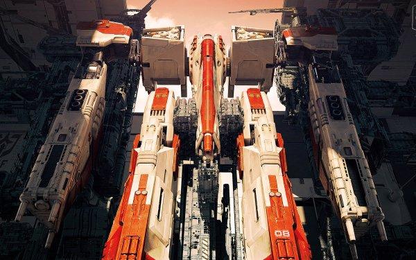 Sci Fi Mech HD Wallpaper | Background Image
