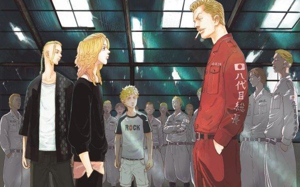 Anime Tokyo Revengers Ken Ryuguji HD Wallpaper | Background Image