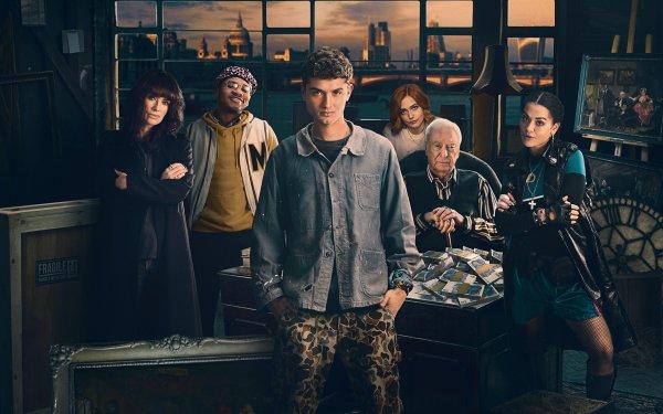 Movie Twist Michael Caine Franz Drameh HD Wallpaper | Background Image