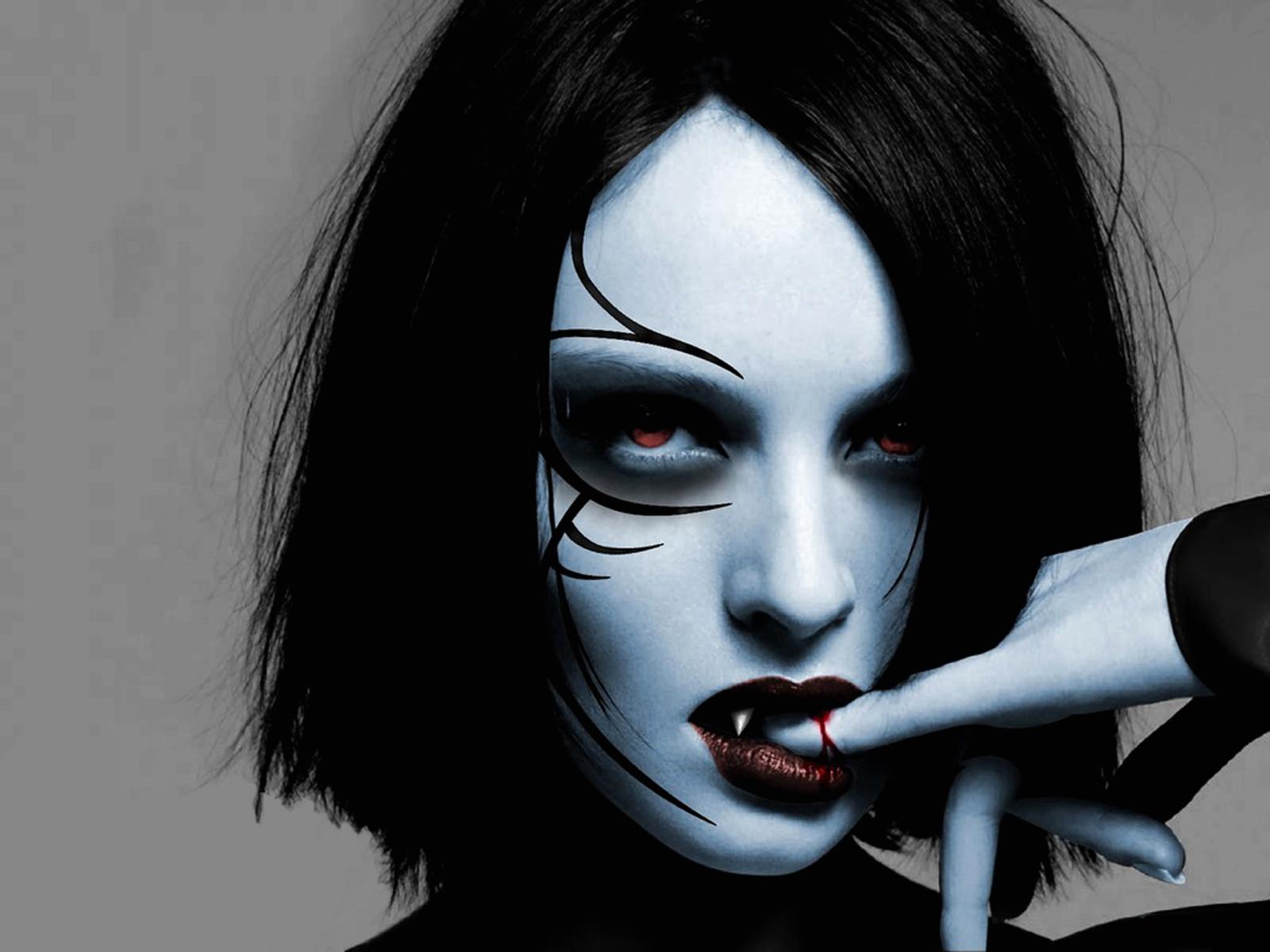 Donker - Vampier  Wallpaper