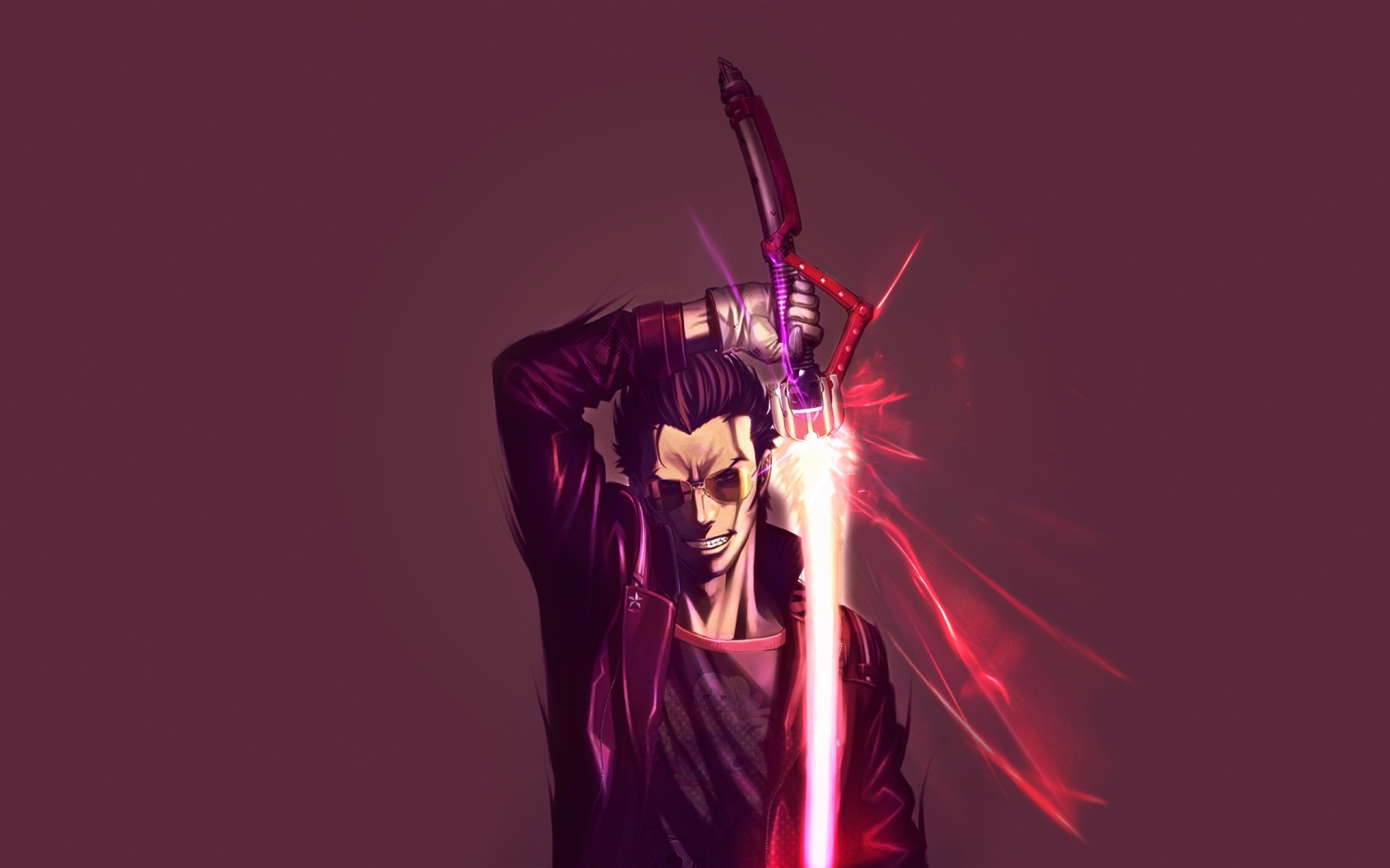 No More Heroes Full HD Wallpaper And Background Image