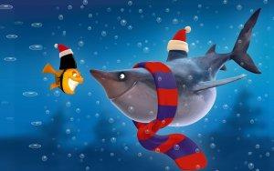 Preview Cartoon - Christmas Art