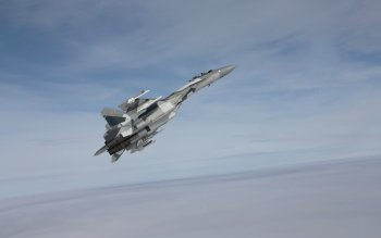 Militar - Sukhoi Su-35 Wallpapers and Backgrounds ID : 115243