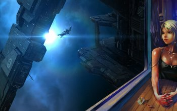 Science Fiction - Artistisk Wallpapers and Backgrounds ID : 115321