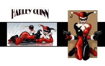 Comics - Harley Quinn Wallpapers and Backgrounds ID : 115363