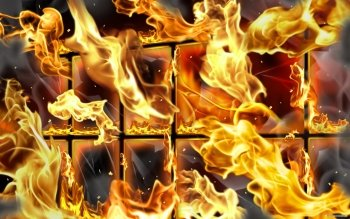 Artistic - Fire Wallpapers and Backgrounds ID : 115973