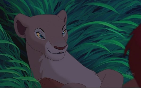 Movie The Lion King (1994) The Lion King Nala HD Wallpaper | Background Image