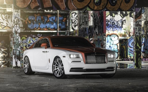 Véhicules Rolls-Royce Wraith Rolls Royce Rolls-Royce Voiture Luxury Car Fond d'écran HD | Image