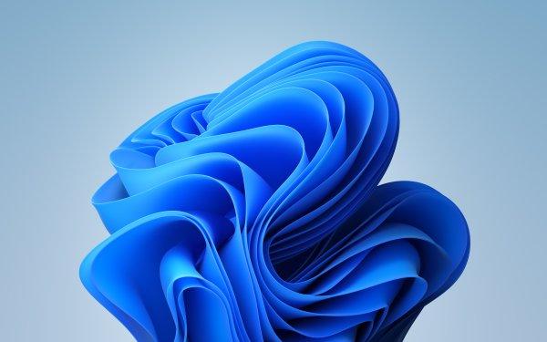 Technology Windows 11 Blue HD Wallpaper | Background Image