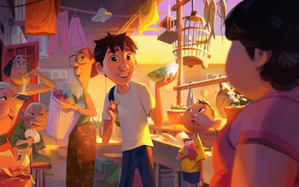 Movie Wish Dragon Din Song HD Wallpaper | Background Image