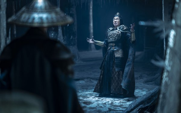 Movie Mortal Kombat (2021) Ng Chin Han Shang Tsung HD Wallpaper | Background Image