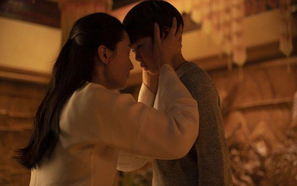 Movie Shang-Chi and the Legend of the Ten Rings Fala Chen Jiang Li Jayden Tianyi Zhang HD Wallpaper | Background Image
