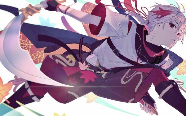 Video Game Genshin Impact Kaedehara Kazuha HD Wallpaper | Background Image