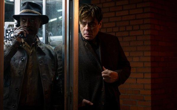 Movie No Sudden Move Benicio del Toro Don Cheadle HD Wallpaper | Background Image