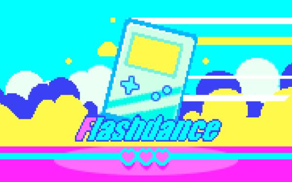 Videojuego Muse Dash Game Boy Fondo de pantalla HD | Fondo de Escritorio