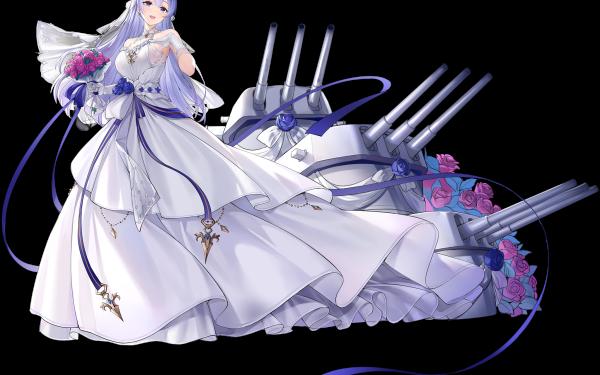 Anime Azur Lane Rodney HD Wallpaper | Background Image
