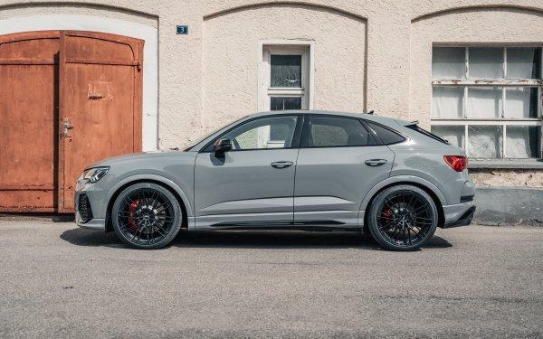 Vehicles Audi RS Q3 Sportback Audi Audi RS Q3 SUV Luxury Car HD Wallpaper | Background Image
