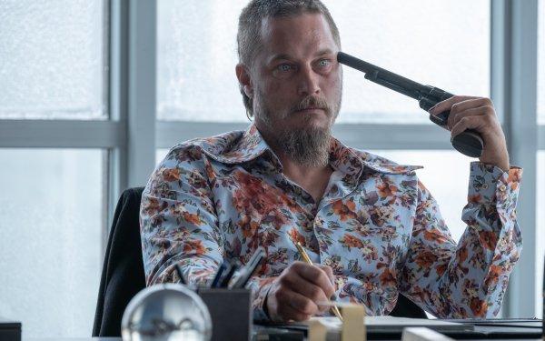 Movie Die in a Gunfight Travis Fimmel HD Wallpaper | Background Image