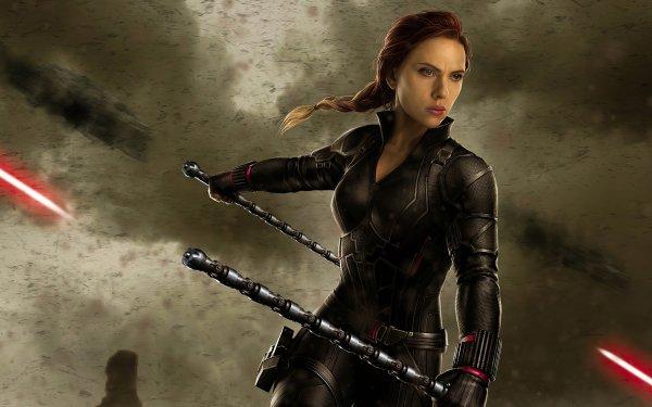 Movie Black Widow Scarlett Johansson Natasha Romanoff HD Wallpaper | Background Image