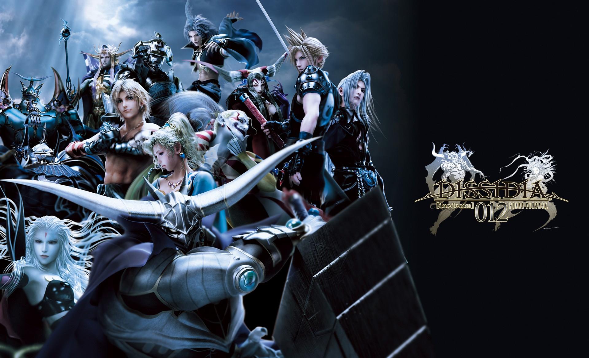 Dissidia Final Fantasy  Wikipedia