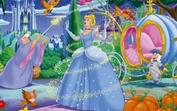 Movie - Cinderella Wallpapers and Backgrounds ID : 116843